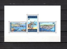 Costa De Marfil   1975 .-  Y&T Nº   5    Block - Ivoorkust (1960-...)