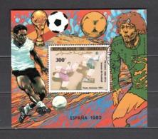 DJIBOUTI  BLOCS SPECIAUX PA N° 153  OBLITERE  COTE  ? €   FOOTBALL  PEINTRE PICASSO - Djibouti (1977-...)