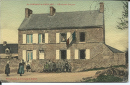 St Germain Le Gaillard-L'Ecole Des Garçons. - France