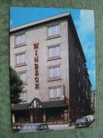 BRUXELLES - HOTEL WINDSOR - Place Rouppe 13 - Belgique