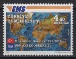 Turkey (2019) - Set -  /  EMS - Joint Issue - Post