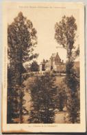 Saint-Chamant (Corrèze), Château De St-Chamant - Francia