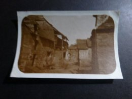 SAINT BONNET LA RIVIERE CORREZE FRANCE ANCIENNE PHOTO 1933 - Lieux