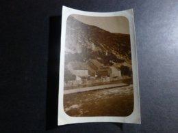 SAINT BEAT MAISONS AU BORD DE LA GARONNE HAUTE GARONNE FRANCE ANCIENNE PHOTO 1933 - Places