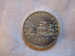 Italy: 500 Lire 2001 - 500 Lire
