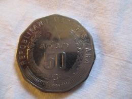 Madagascar: 50 Ariary 1998 - Madagaskar