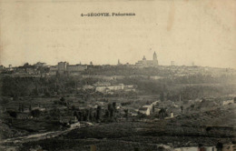 SEGOVIE - Panorama - Segovia
