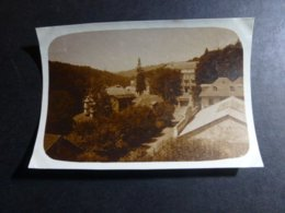 CAPVERN LES BAINS STATION THERMALE HAUTES PYRINEES FRANCE ANCIENNE PHOTO 1930 - Places