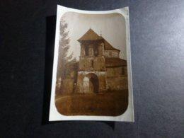 SAINT BONNET LA RIVIERE L'EGLISE CORREZE FRANCE ANCIENNE PHOTO 1931 - Lieux