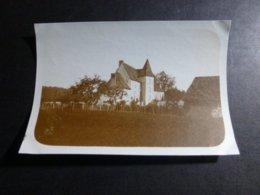 LAURIERE CHATEAU DORDOGNE FRANCE ANCIENNE PHOTO 1934 - Places