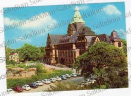 Herten - Recklinghausen Rathaus Germania Auto Car - Non Classificati