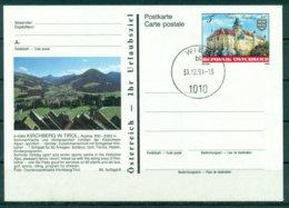 Autriche  1990 - Entier Postal  Kirchberg In Tirol - 5 S - Entiers Postaux