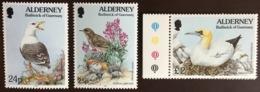 Alderney 1994 Birds From Set MNH - Vögel