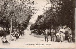 ANGOULEME - Le Parc - Angouleme