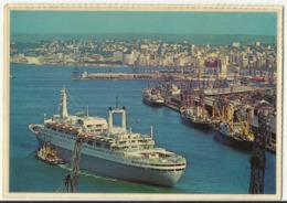 Africa DURBAN - Ship Rotterdam - Luxury Cruise Liner - Ships