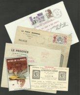 Lot De 5 Documents Divers - France