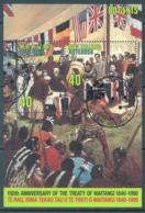 NEW ZEALAND - USED/OBLIT. - 1990 - TREATY OF WAITANGI - Yv Bloc 72 Mi Bl 20 SG MS1540 Sc 979  - Lot 20588 - Blocs-feuillets