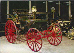 BENZ  VICTORIA   1893 - Passenger Cars