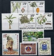 RC 14215 WALLIS ET FUTUNA TIMBRES EMIS EN 2004 COTE 20,80€ NEUF ** - Wallis And Futuna