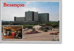 25 BESANCON Cpm Centre Hospitalier Jean Minjoz  Multivues - Besancon