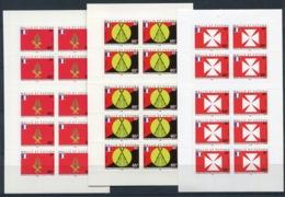 RC 14216 WALLIS ET FUTUNA N° C652 + C 654 + C657 LOT DE 3 CARNETS DIFFERENTS COTE 51,00€ NEUF ** - Wallis And Futuna