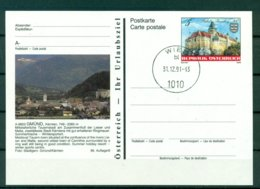 Autriche  1990 - Entier Postal  Gmund - 5 S - Entiers Postaux