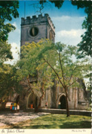 1 AK Barbados * St. John's Kirche In Der Hauptstadt St. John Auf Barbados * - Barbades