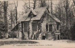 CP 78 Yvelines Versailles Château Parc Trianon Hameau Du Petit Le Boudoir 137 ELD - Versailles (Château)