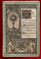 Image Pieuse Religieuse Holy Card Marie Thérèse De Chalendar Saint Jean Baptiste 4-06-1885 - Ed Bouasse Jeune 3454 - Imágenes Religiosas