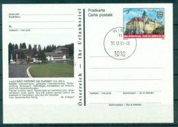 Autriche  1990 - Entier Postal  Bad Haring Bei Kufstein - 5 S - Entiers Postaux