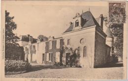 ***  47  *** CASTELJALOUX  Château Lacaze - écrite TTB - Casteljaloux