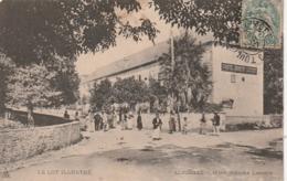 ***  46  ***  ALVIGNAC  Hotel Branche Lescure - TB Timbrée - France
