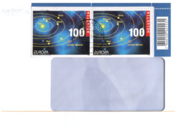 (ED 38) Switzerland EUROPA Stamps Pair Posted To Australia - 2009 - Europa-CEPT