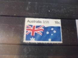 AUSTRALIE YVERT N° 625 - 1966-79 Elizabeth II