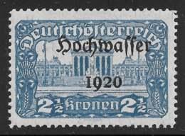 Yvert 245 Michel 353 - 2 1/2 Kr (+ 5 Kr) Bleu Foncé - ** - Neufs