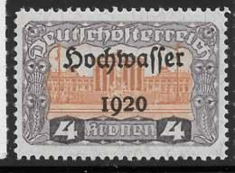 Yvert 247 Michel 355 I - 4 Kr (+ 8 Kr) Variété Sans Signature - ** - Neufs