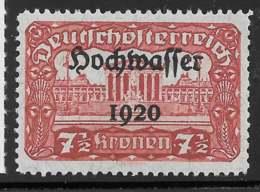 Yvert 249 Michel 357 - 7 1/2 Kr (+ 15 Kr) Rouge-brunâtre Foncé - ** - Neufs