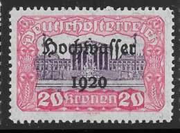 Yvert 251 Michel 359 - 20 Kr (+ 40 Kr) Carmin-rose / Violet-gris Foncé - ** - Neufs