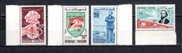 TUNISIE  N°  466 à 469   NEUFS SANS CHARNIER COTE  3.00€  PRESIDENT BOURGUIBA - Tunesië (1956-...)