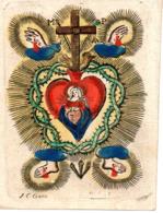 Image Pieuse 18e S. (J.C.Craen) - Images Religieuses