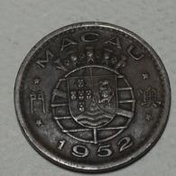 1952 - Macao - Macau - 10 AVOS - KM 2 - Macao