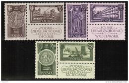 PL 1961 MI 1247-52 Zf ** - 1944-.... Republic
