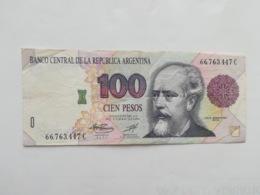 ARGENTINA 100 PESOS CONVERTIBLES - Argentinien