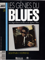 C 6) Livres, Revues > Jazz, Rock, Country, Blues > 10 Pages  (Format > A 4) - Musique