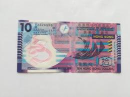 HONG KONG 10 DOLLARS 2014 - Hongkong
