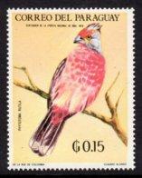 PARAGUAY - 1969 15c WILDLIFE BIRD STAMP FINE MNH ** Mi 1930 - Paraguay