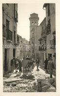 13561717 Granada_Andalucia Una Calle Granada Andalucia - Spain