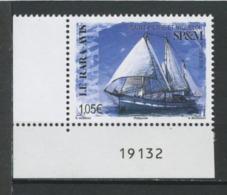 SPM Miquelon 2019  N° 1219 ** Neuf MNH Superbe Bateaux Voiliers Rara-Avis Vieux Gréements Sailboat Transports Ships - St.Pierre & Miquelon