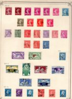 France  1924/28   Timbres      Oblitérés     0 - Frankreich