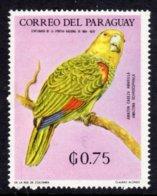 PARAGUAY - 1969 75c WILDLIFE BIRD STAMP FINE MNH ** Mi 1935 - Paraguay